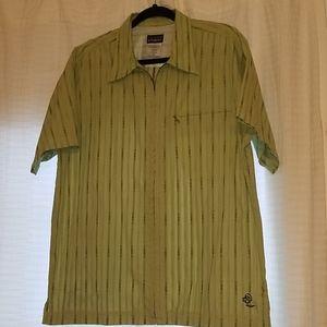 Patagonia Shirts - Patagonia Full Zip Rhythm Collar Shirt